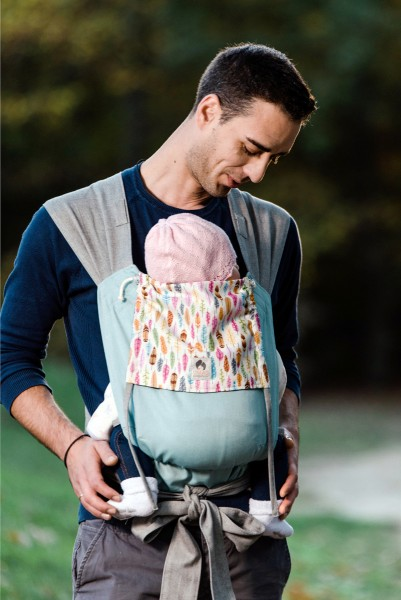 LIMAS Baby Carrier - Feather