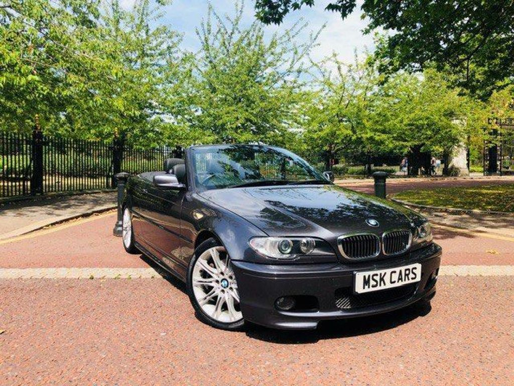 BMW 3 Series (2005) 3.0 330Ci M Sport