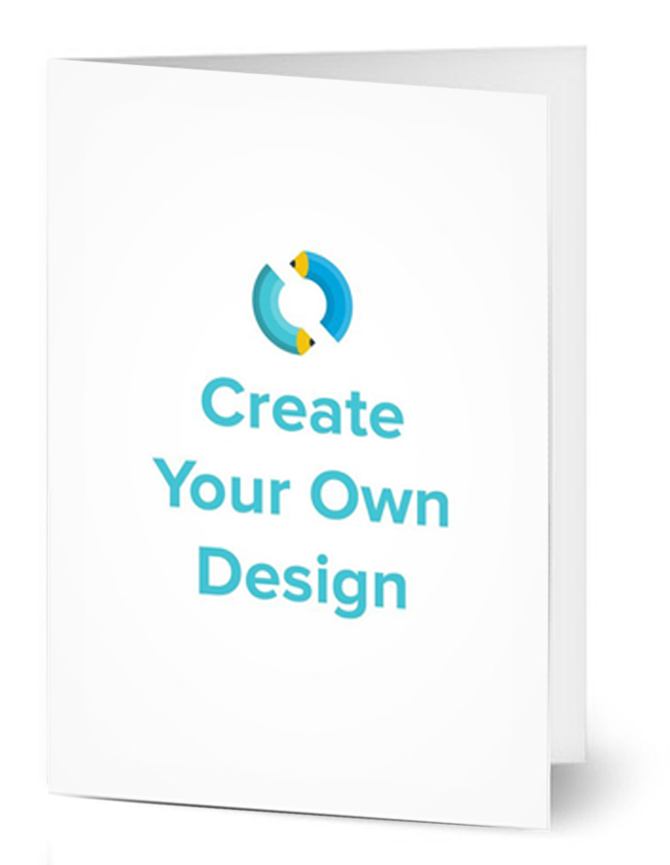 Create your own card design