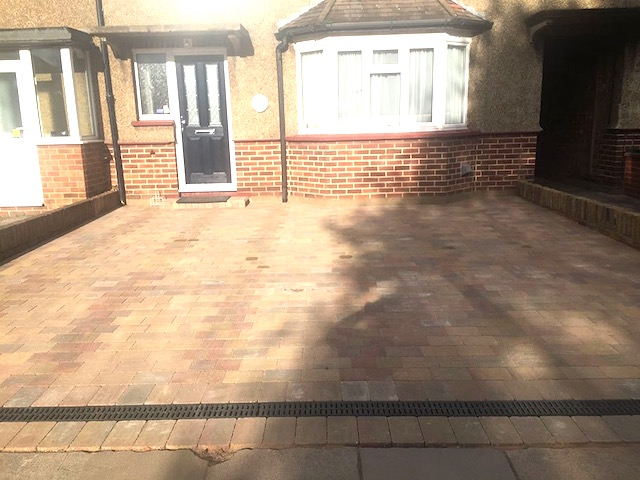 Block paving contractors Staines