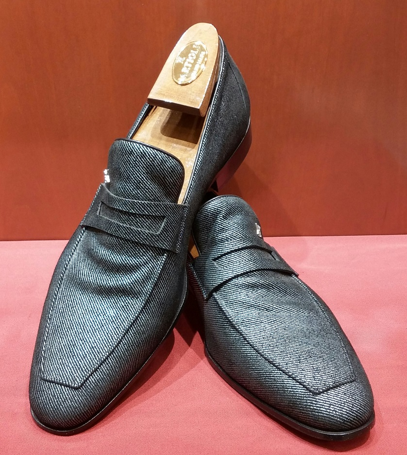 Loafer Model 536 Black Suede