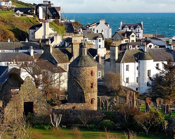 Portpatrick Harbour Village