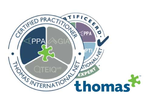 Greg Dalton Certified practitioner with Thomas International