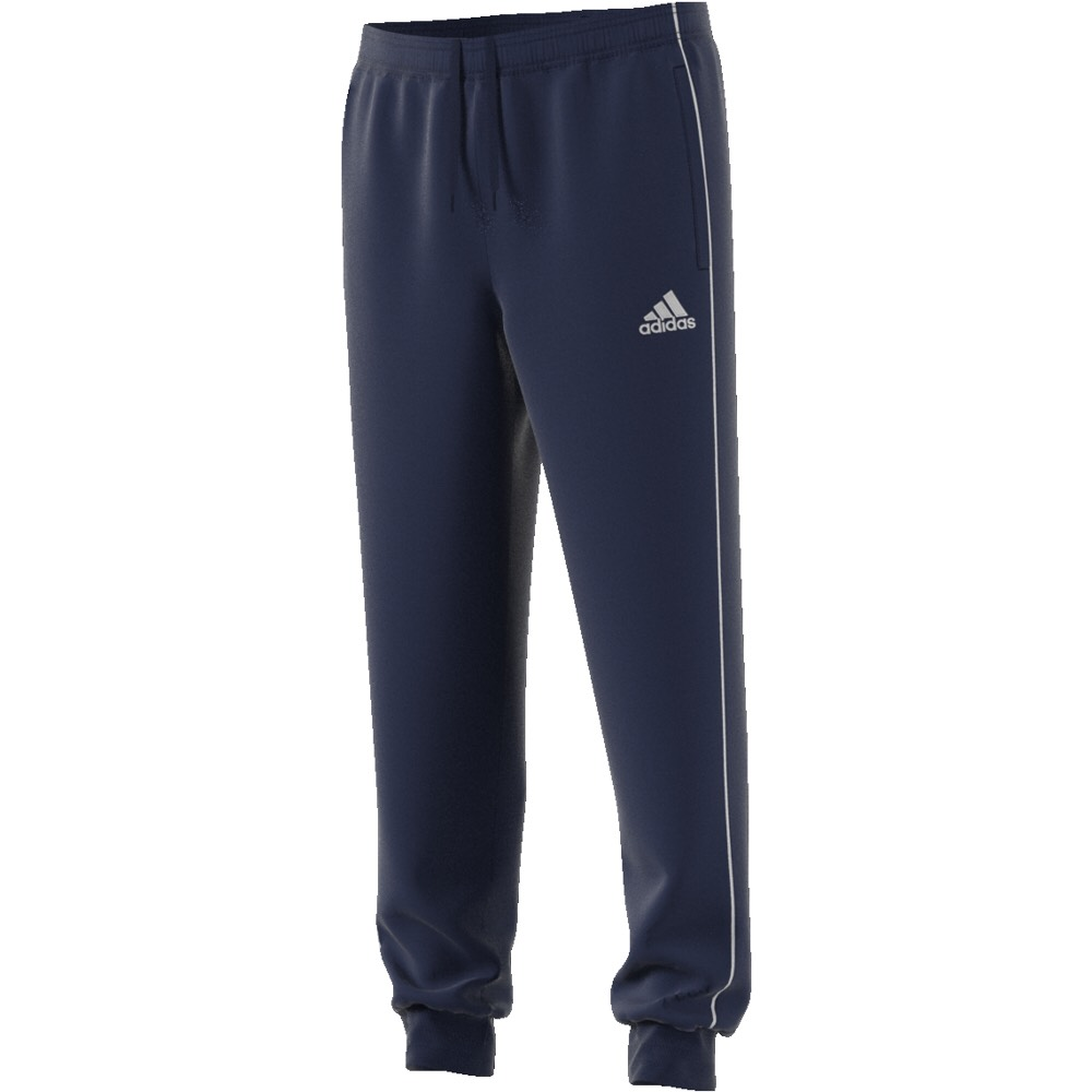 Adidas Core 18 Tapered Pant Navy-White