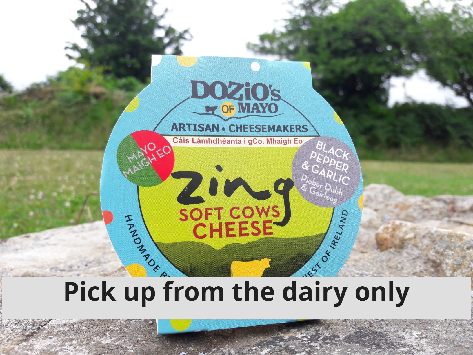 Zing - soft cheese