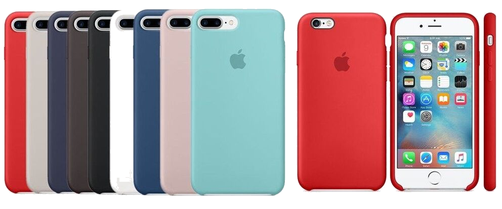 iPhone 7/8 Silicon Case