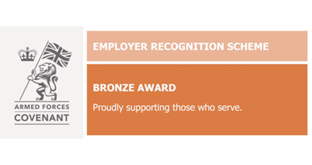 M4H awarded Bronze Employer Scheme