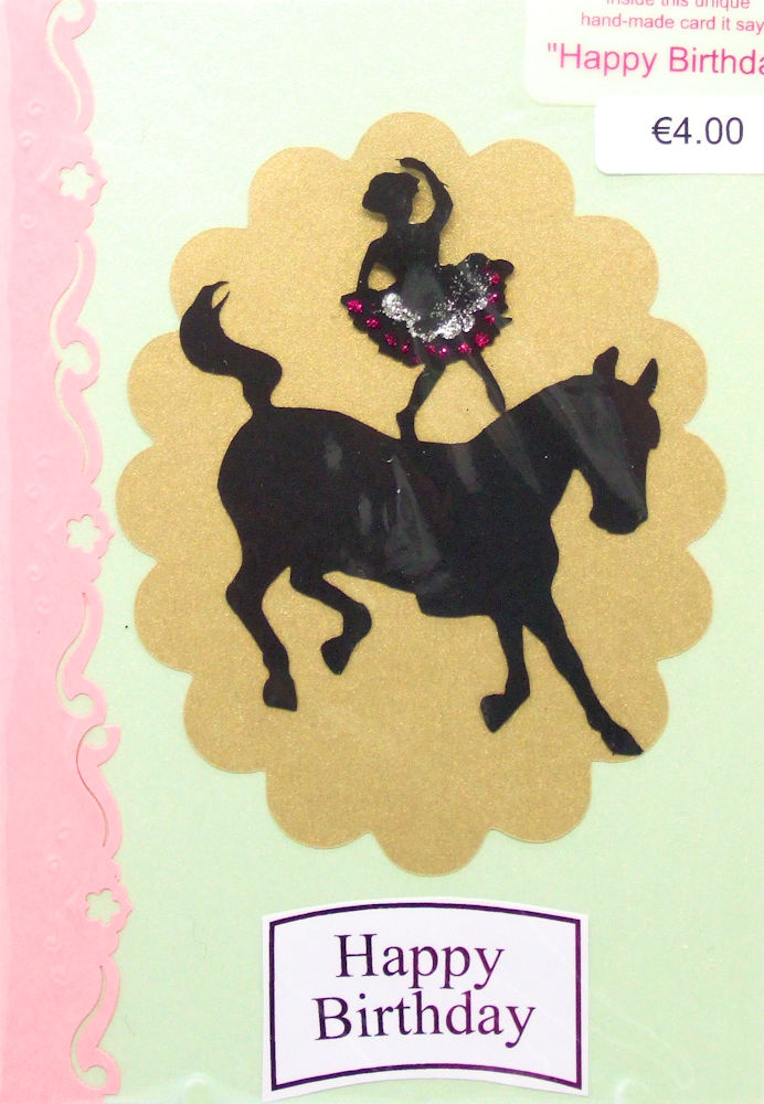 Handmade 'Happy Birthday' Card - 32