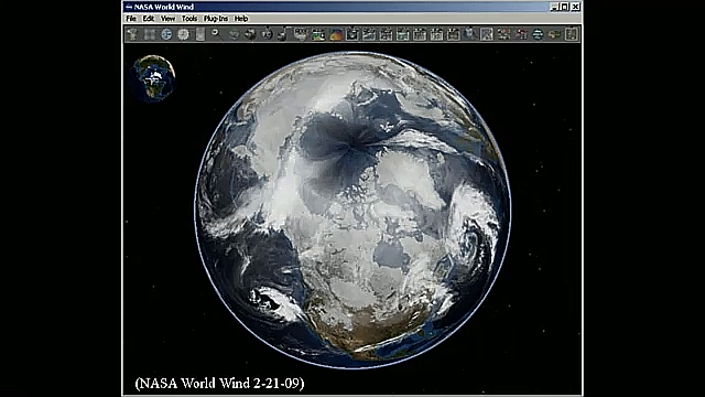Nasa world wind 2-21-09