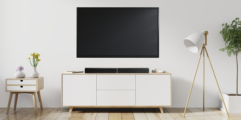 Dutch Originals dubbele soundbar