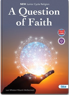 RELIGION  Question of Faith for New JC Pack (EDCO)