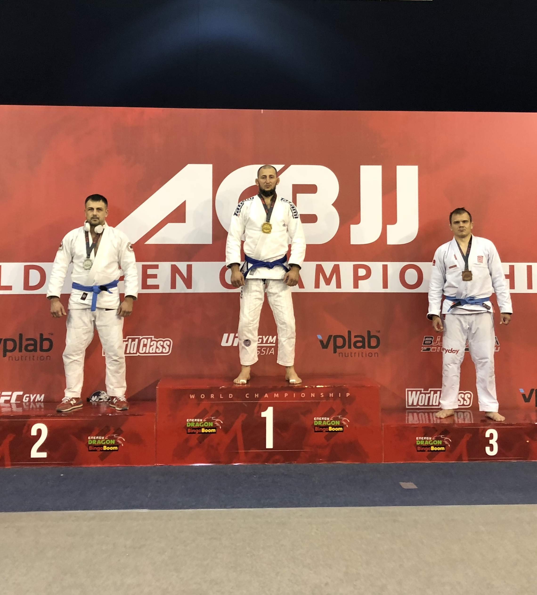 ACB JJ World Championship 2019 Moscow