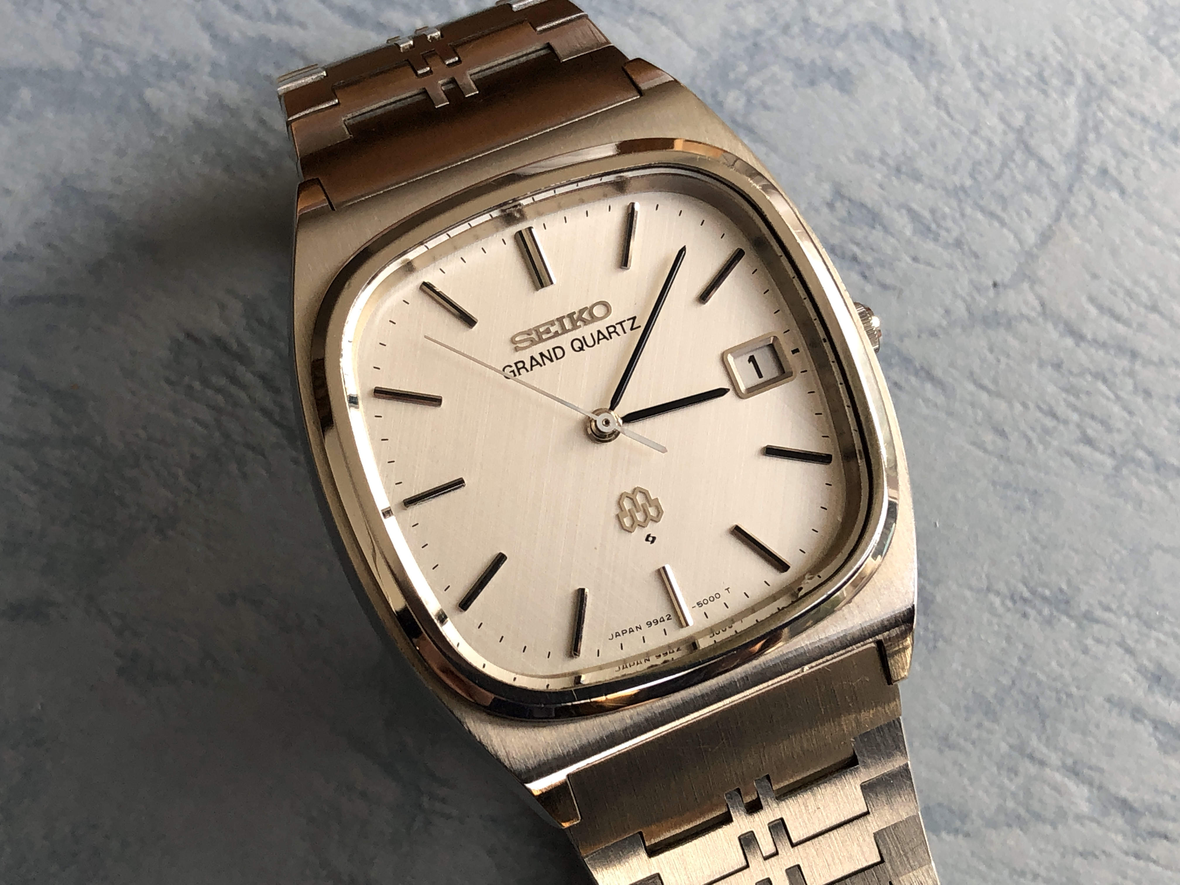 Seiko Grand Quartz 9942-5000 (Sold)