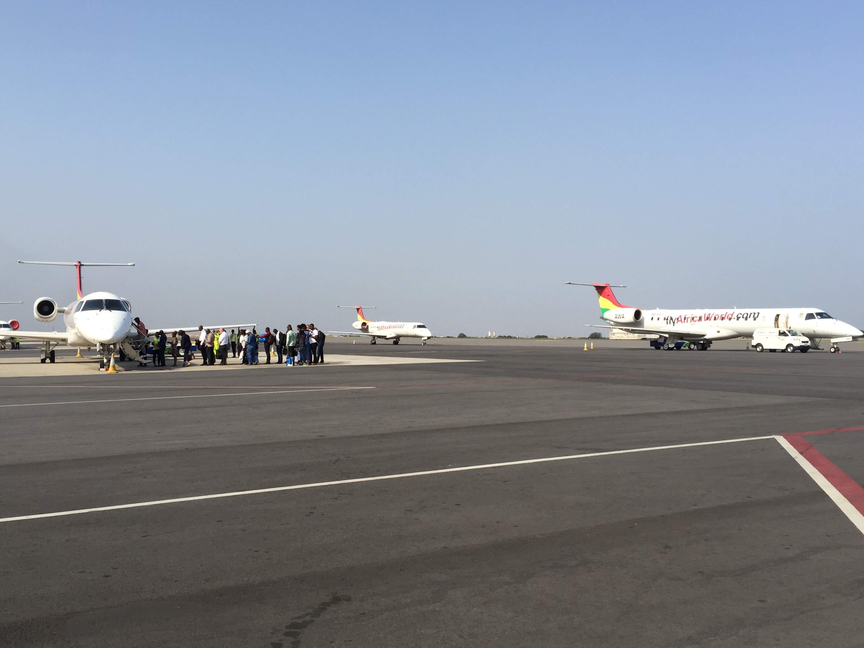 Ghana to reopen for international PAX flights