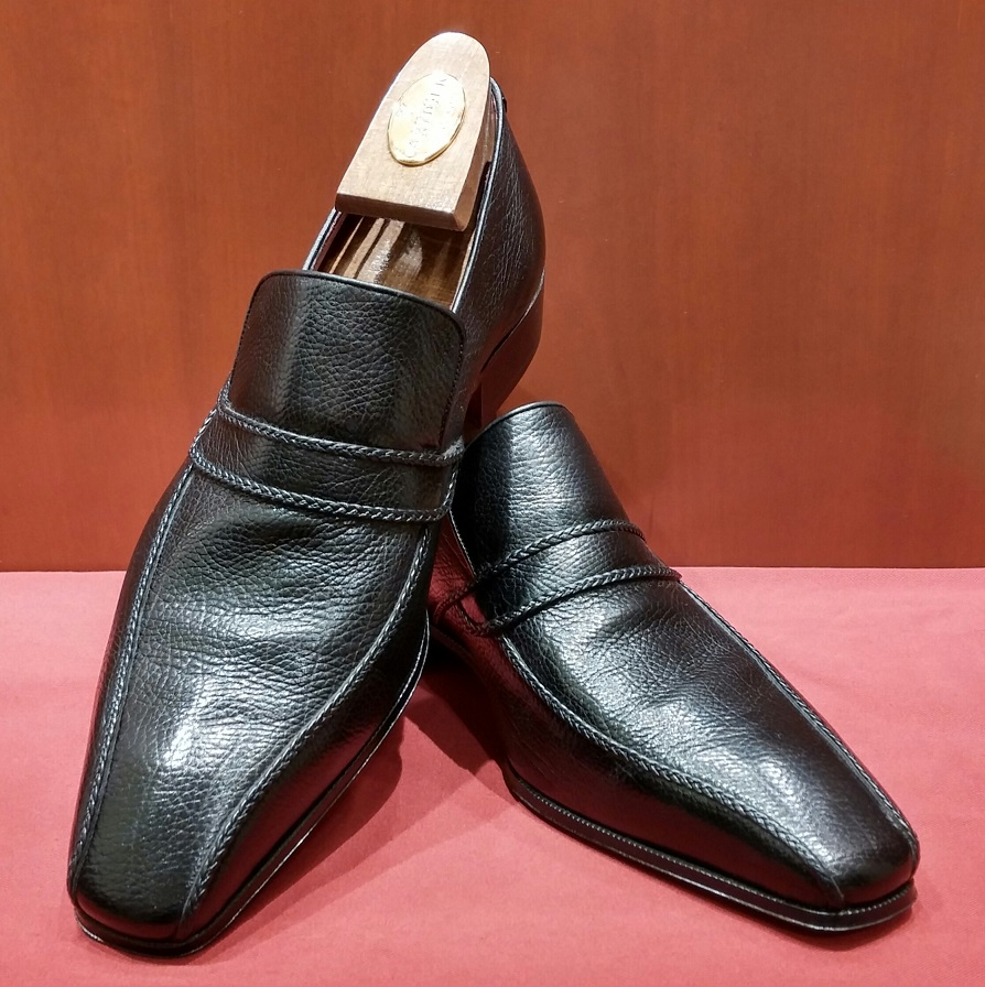 Slip-on Model 6P134 Black