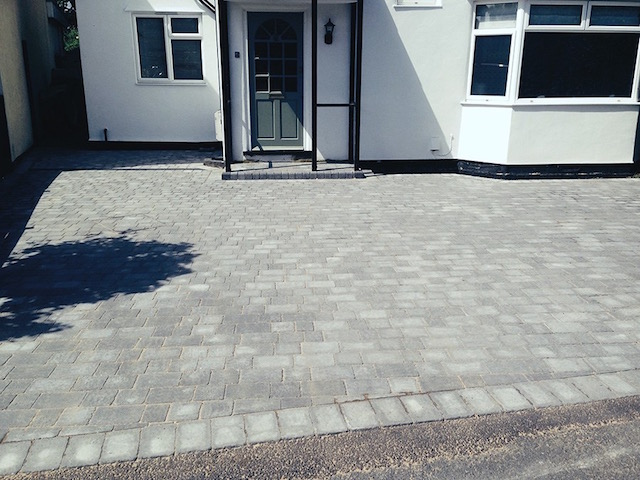 New driveways Walton-on-Thames