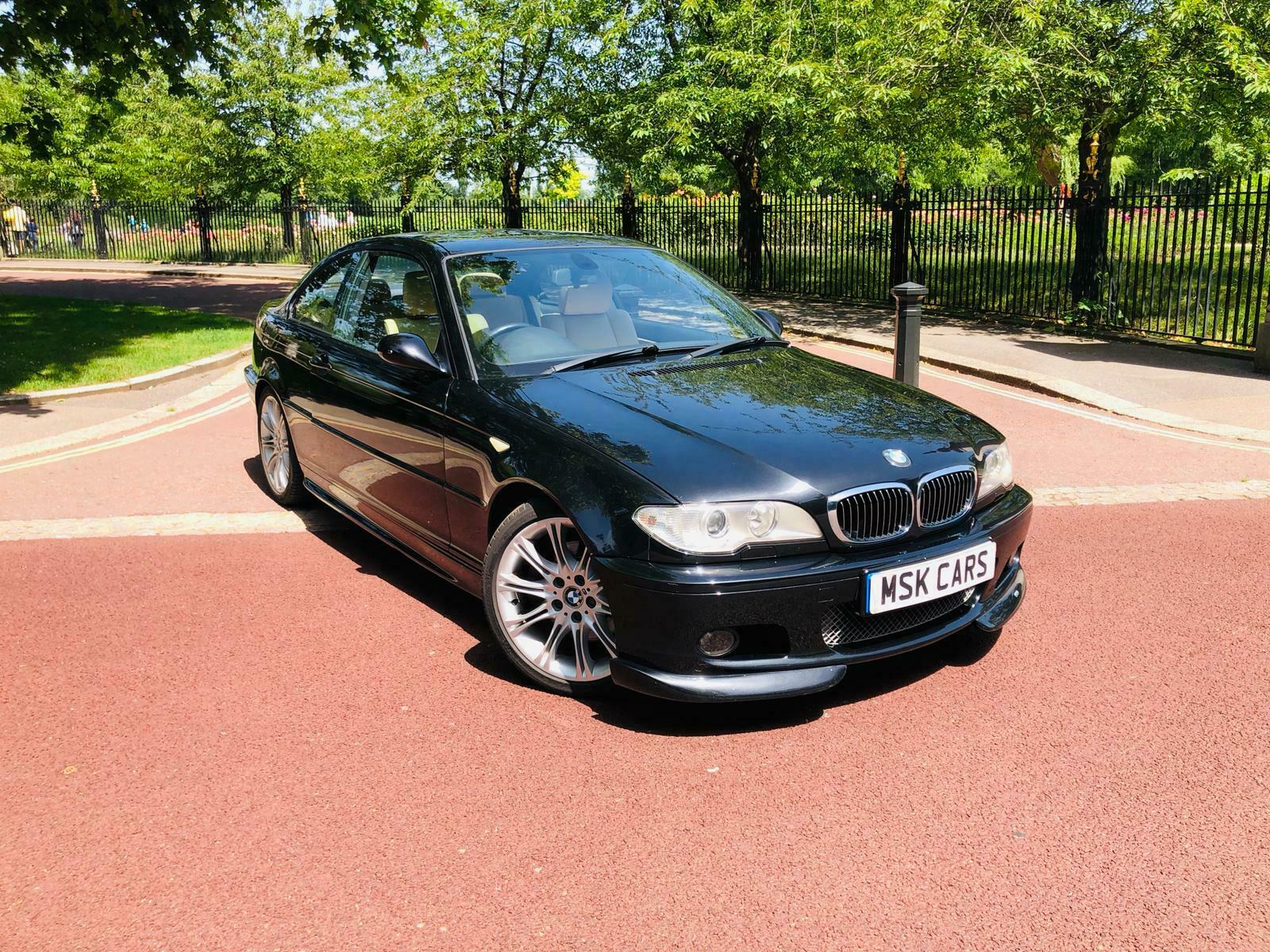 BMW 330ci M Sport Manual Coupe