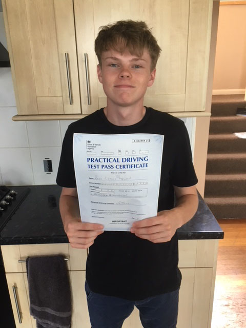 I learnt to drive over a period of a 9 months with Russ. He taught me everything I need to know to not just pass my test, but to have the experience to drive safely independently.