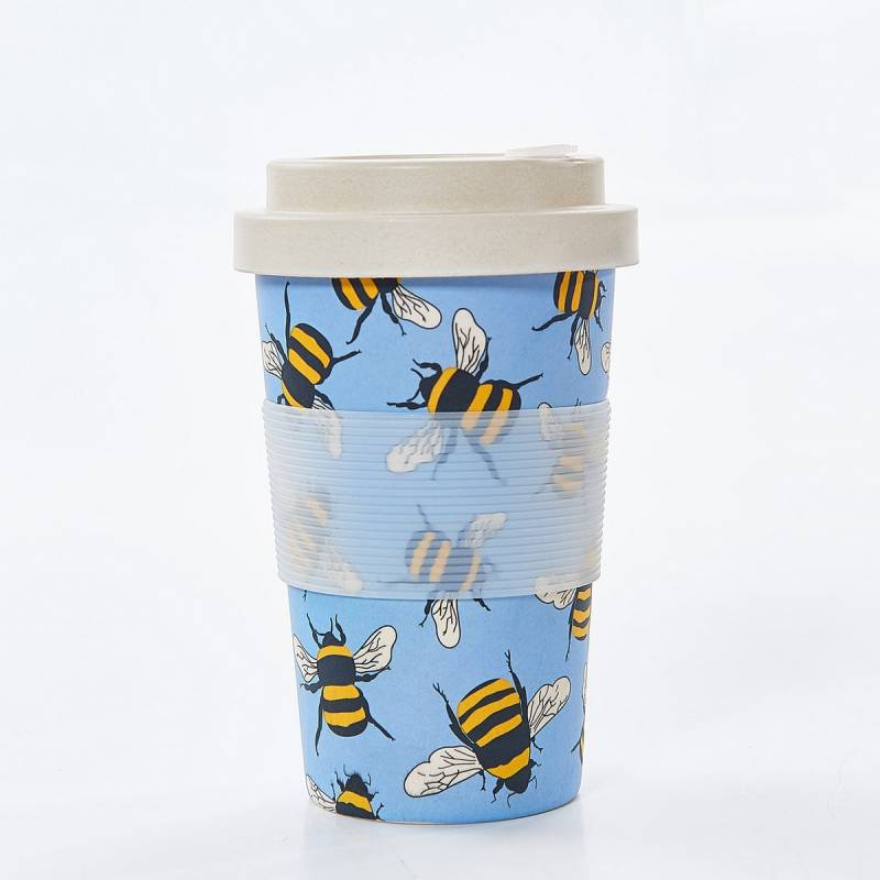 Eco Chic Bamboo Cup - Bees