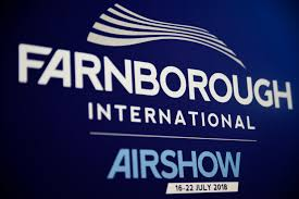 Press Release – Quality Blue launches @ Farnborough Air Show