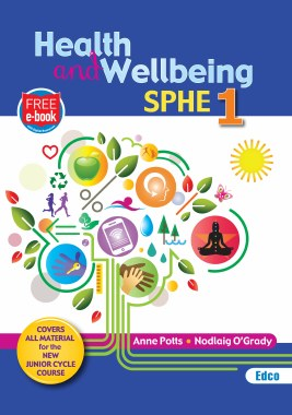 SPHE Health and Wellbeing SPHE 1 (EDCO)