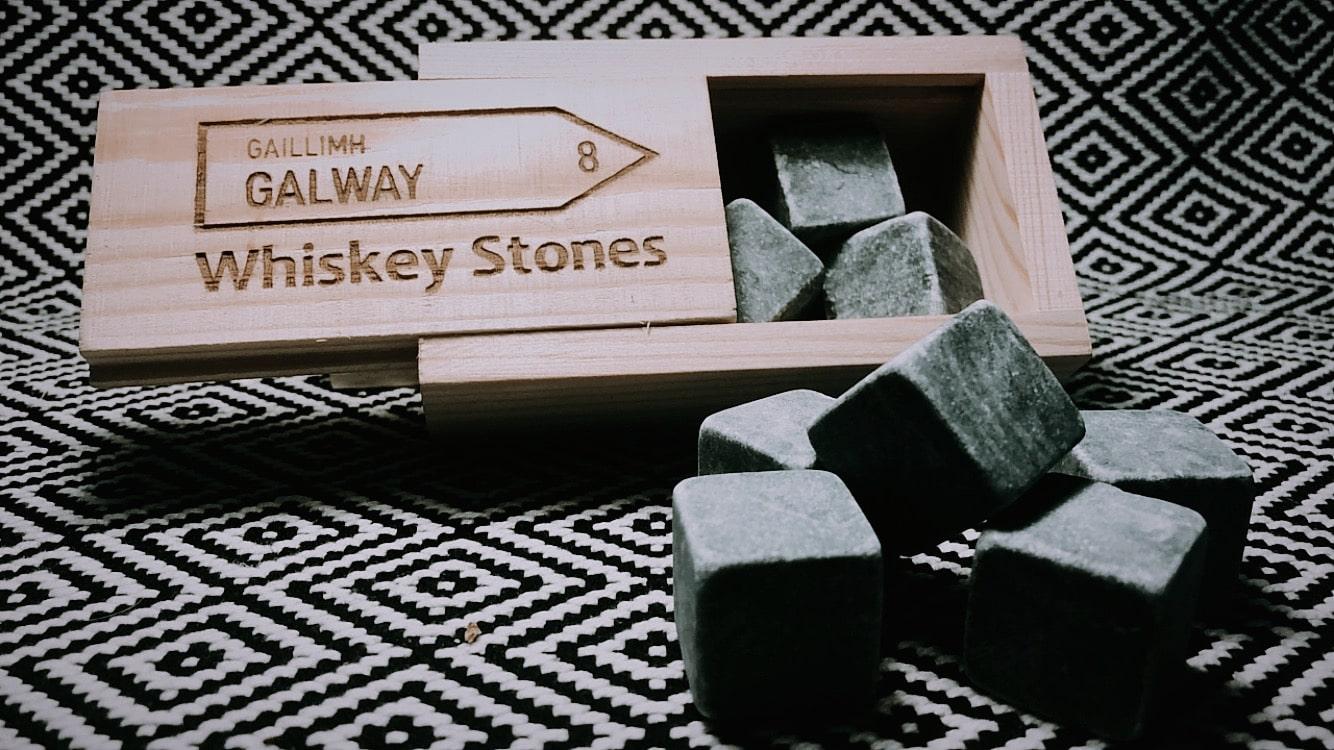 Galway Whiskey Chilling Stones