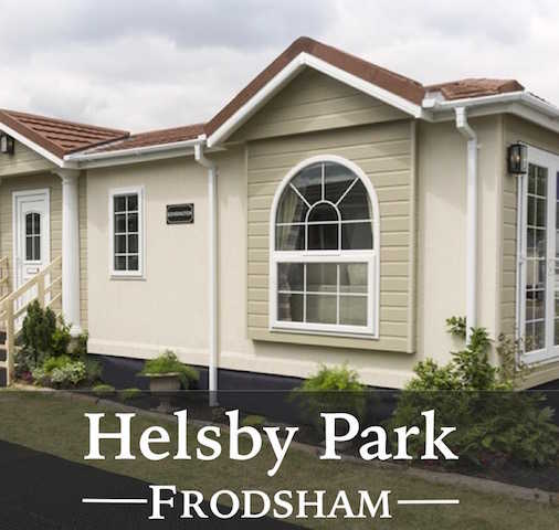 Link to the page for Helsby Park, Frodsham, Cheshire - quality park home living