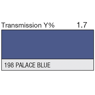 Lee 198 Palace Blue Roll
