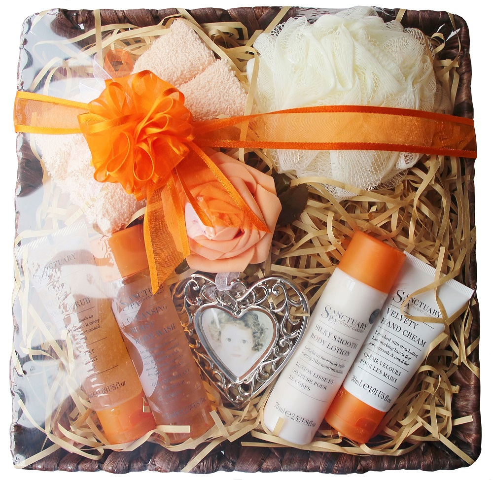 Citrus Escape, Pamper Gift