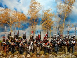 Murawski Miniatures, Duchy of Warsaw Starter Force