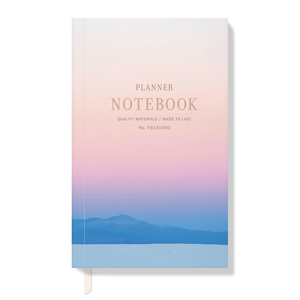 Fringe Studio Pink Sunset Planner Notebook
