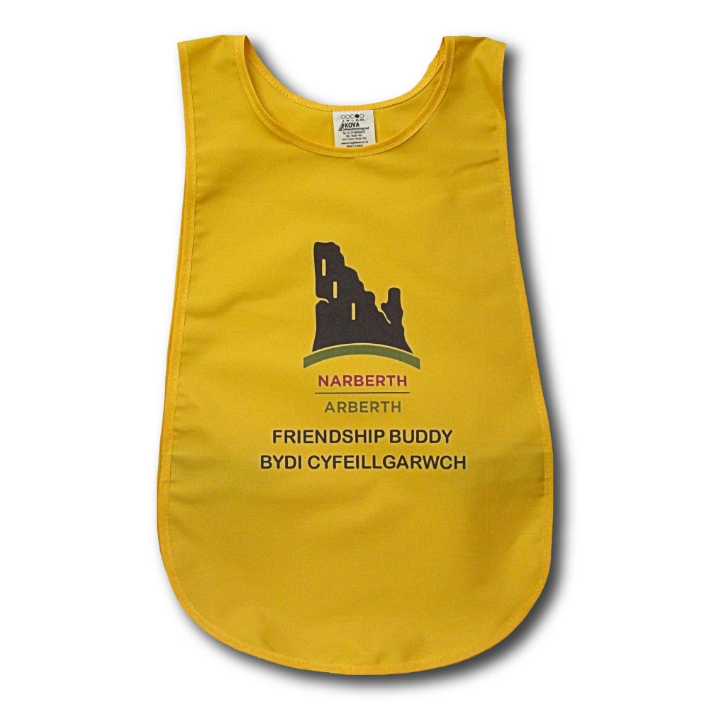 Polycotton School Tabard