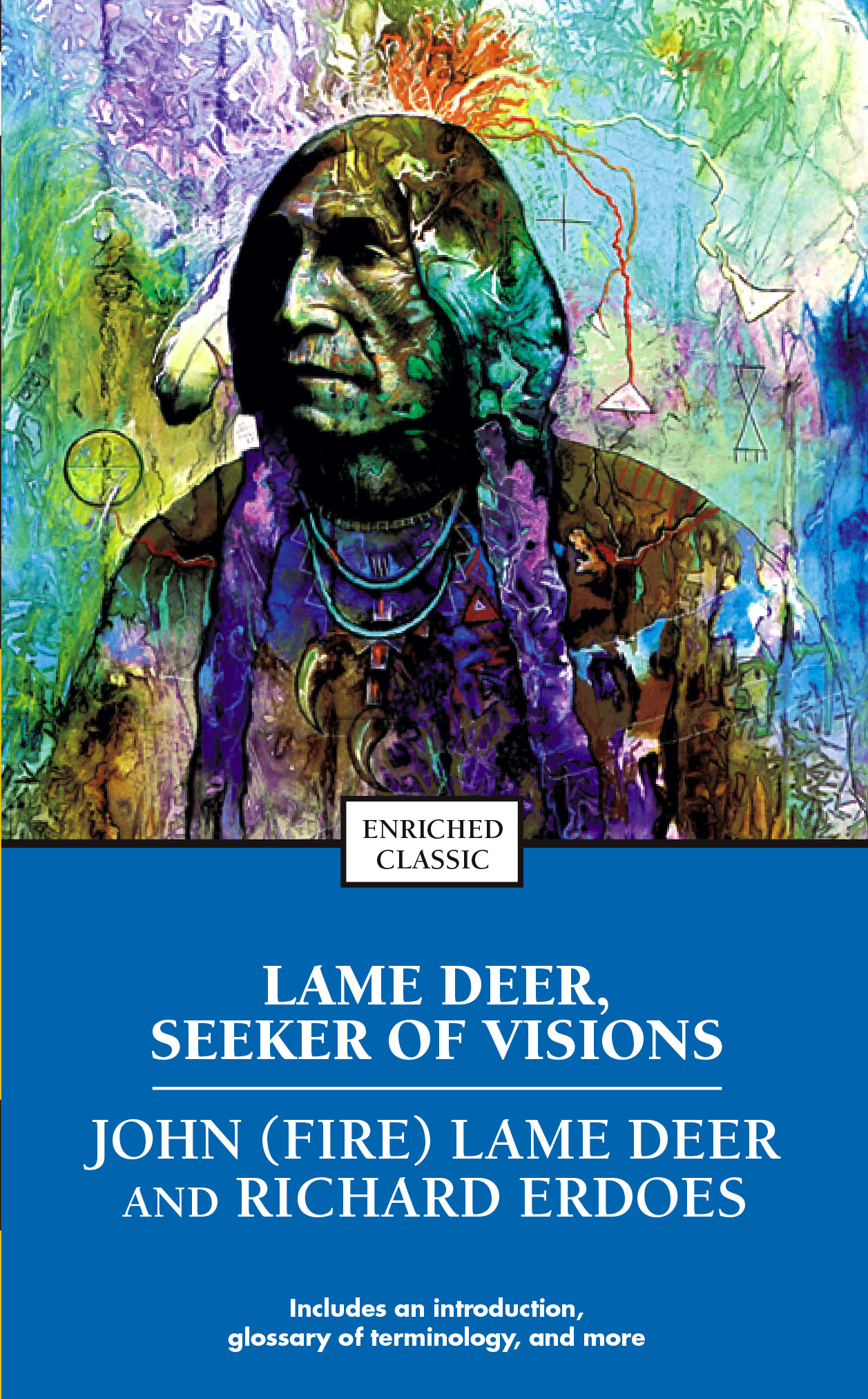 Lame Deer's book cover