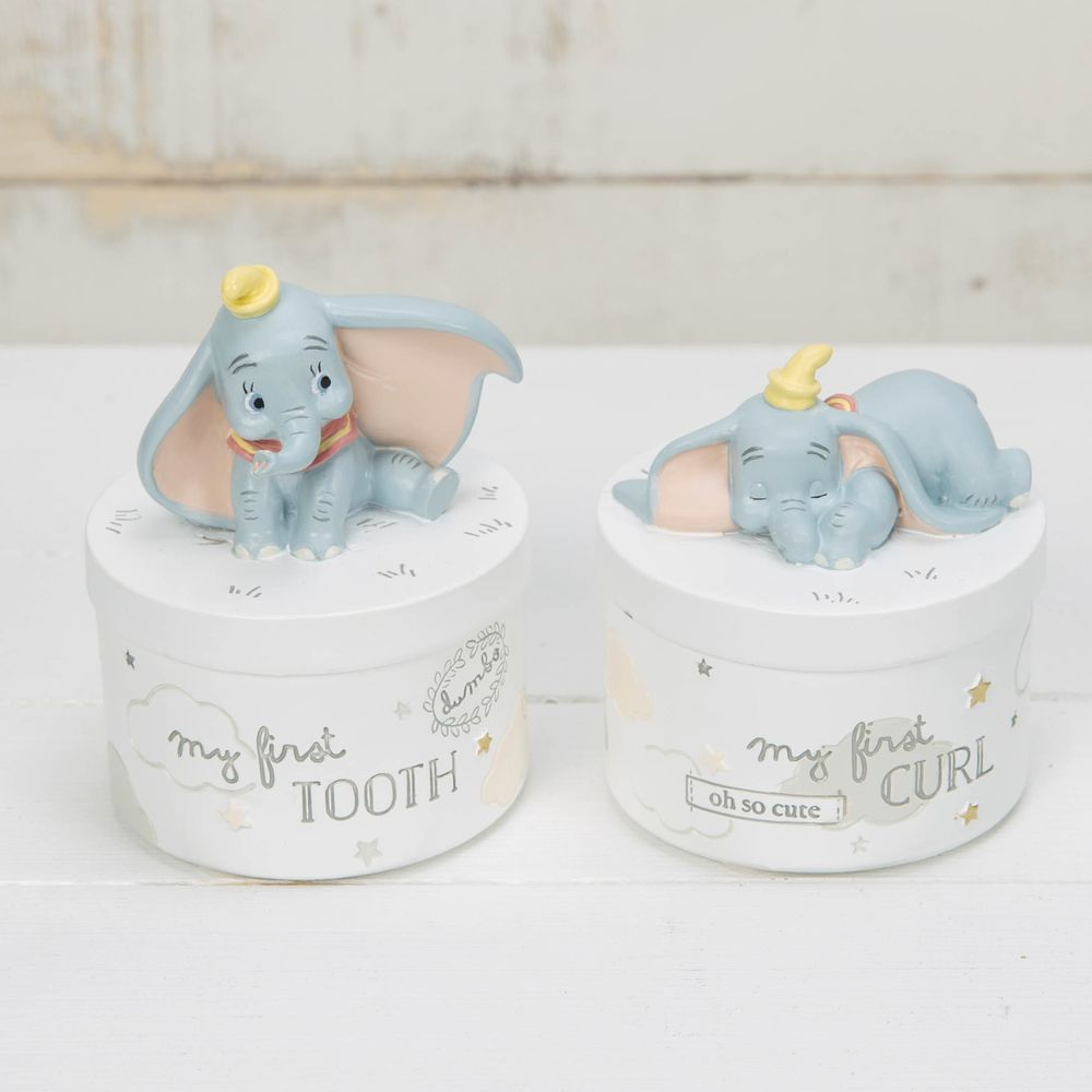 Disney Dumbo Tooth and curl box set