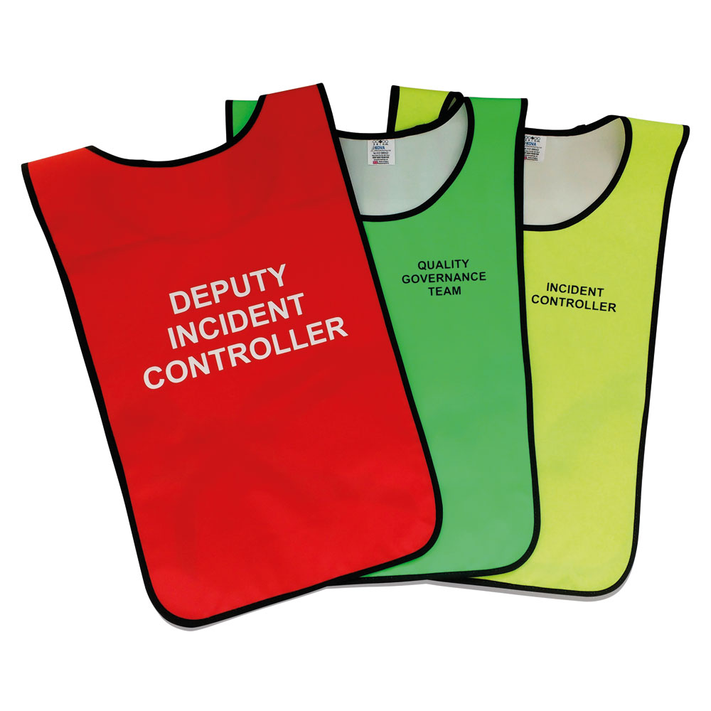 Medical Trauma Tabards