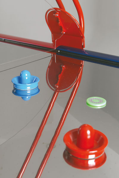 "Rental Airhockey Sam ""Fast track 8ft"""