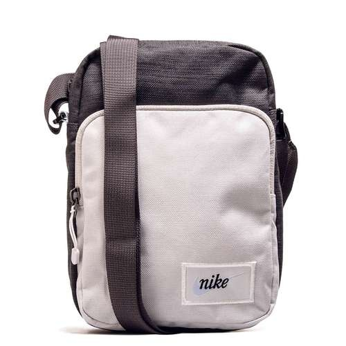 Small Heritage Item Bag Grey-Black-White