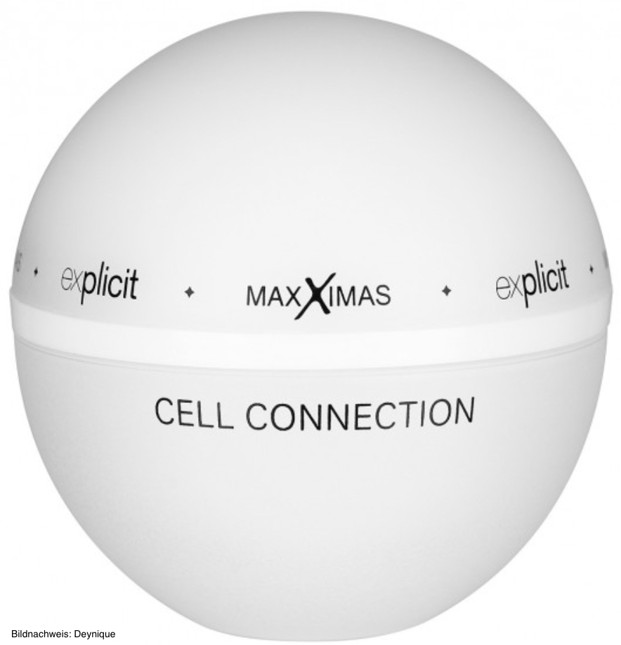 Explicit Cell Connection Energy Release Cream