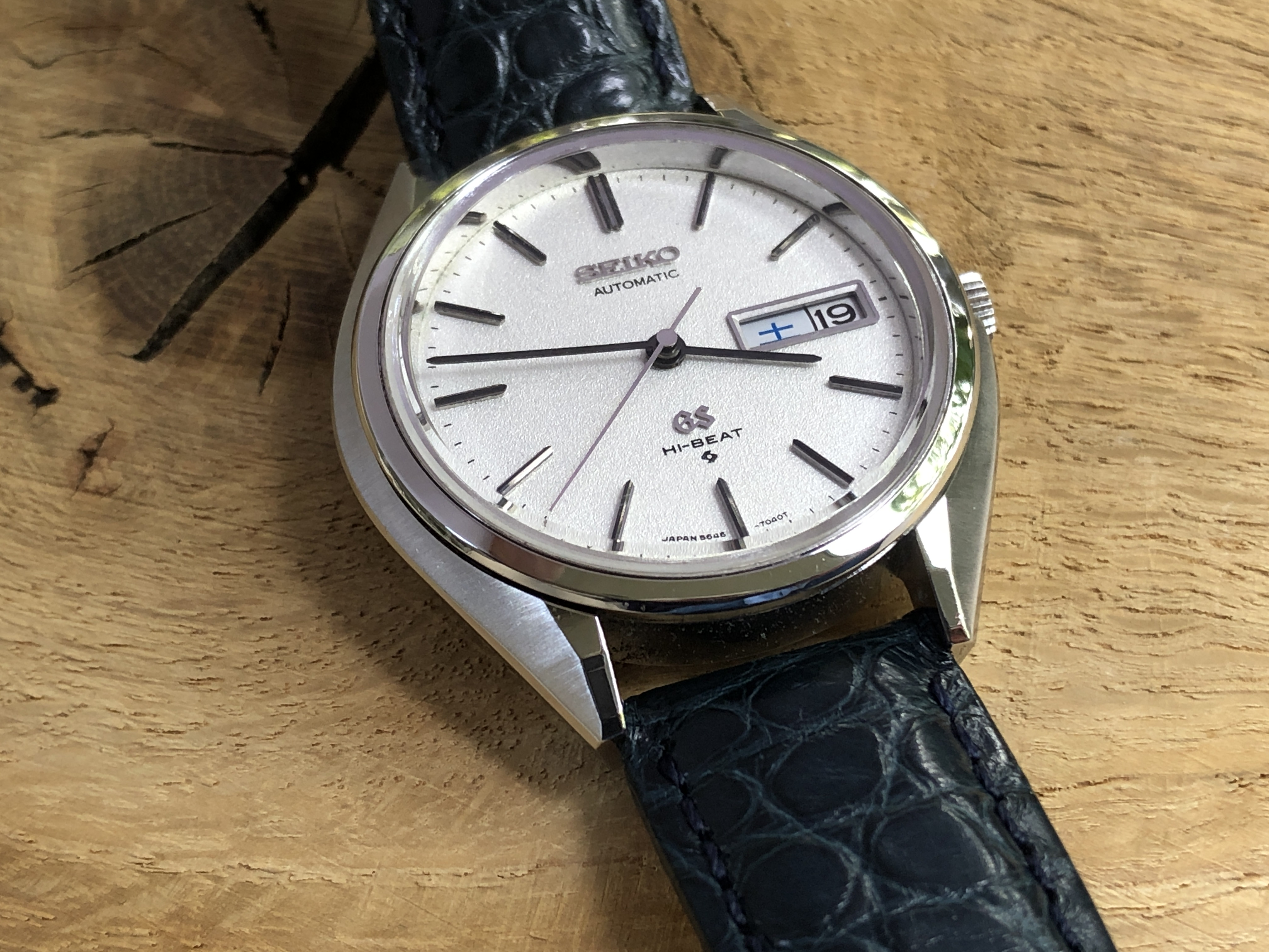 Grand Seiko 5646-7030 (GAR08S) Diamond Dust