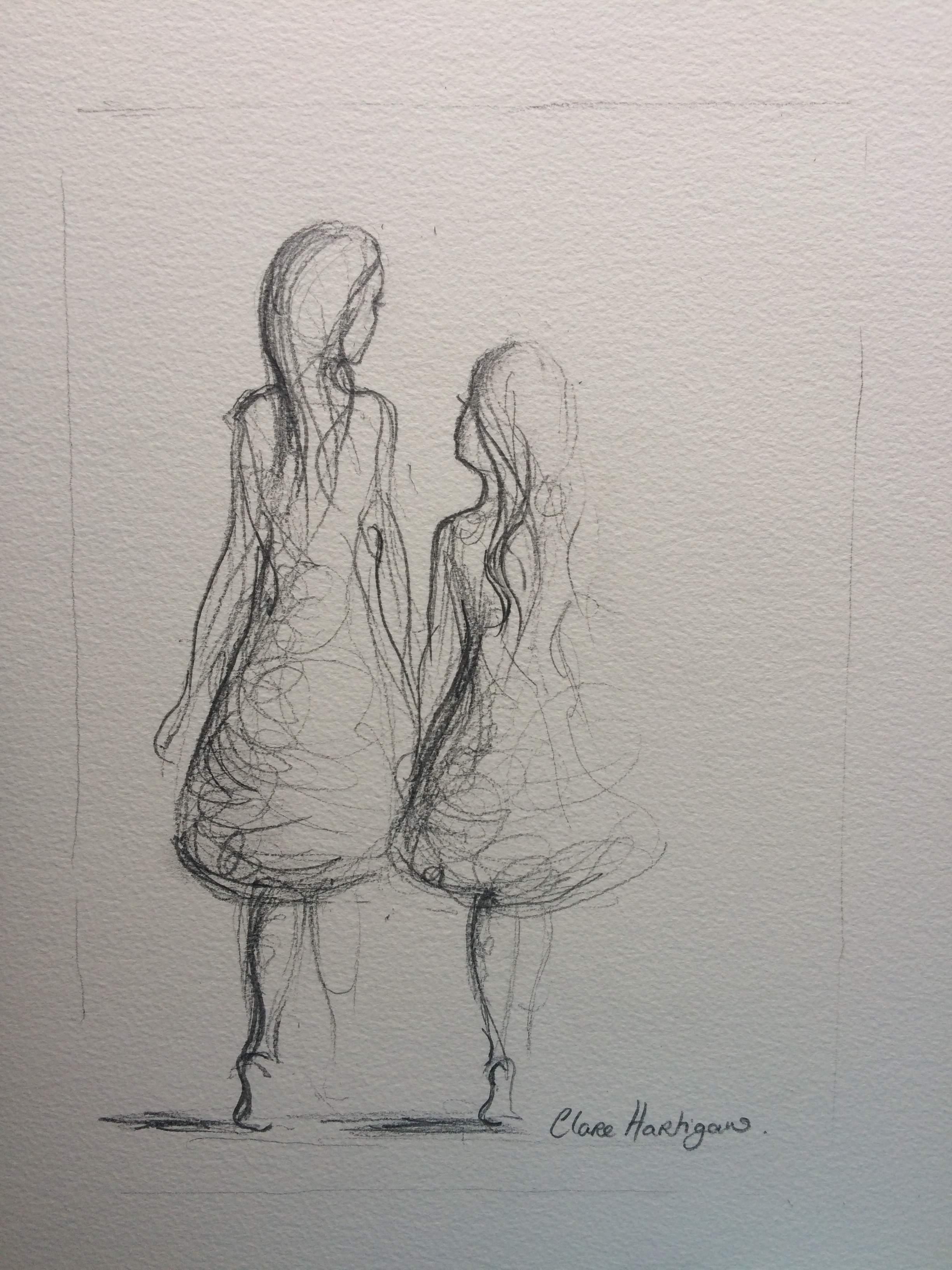Pencil Sketch (sold)