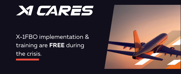 X-1FBO Launches X-1 Cares - FREE Training & Implementation Program