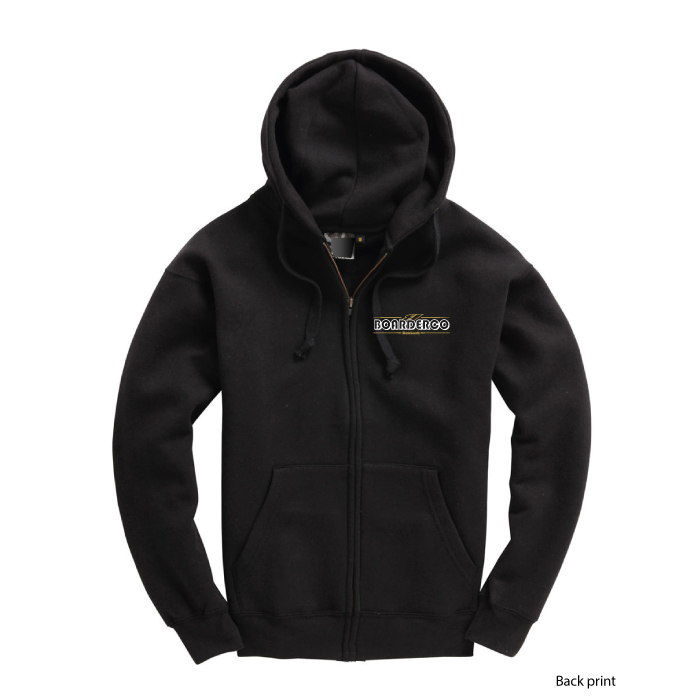 Good things Zipped hood blk