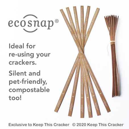 Ecosnap® - 12 x Pet-friendly Replacement Snaps