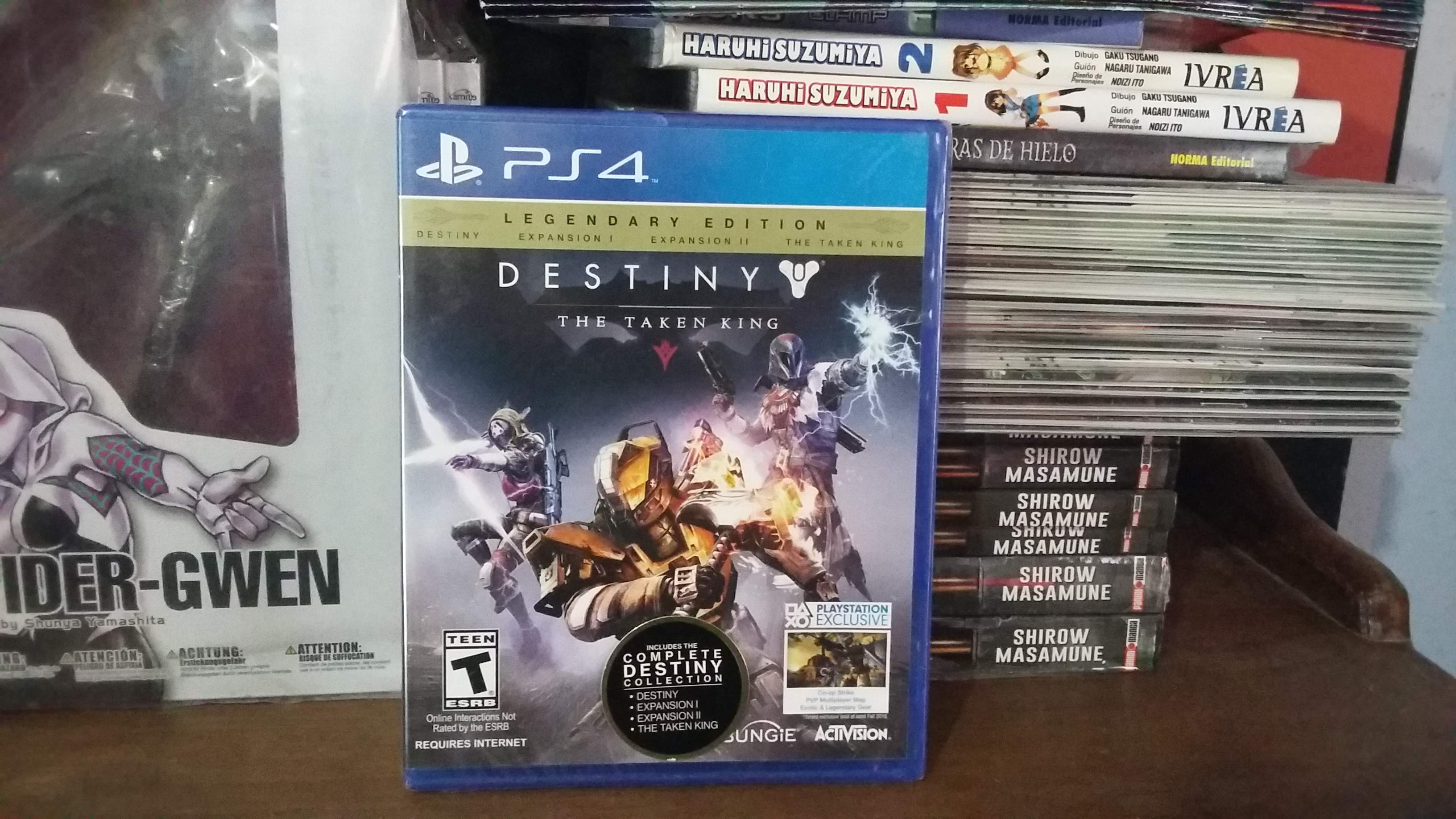 Destiny The Taken King Playstation 4