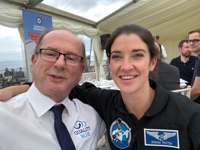 First Irish Woman to go into Space - hopefully...!