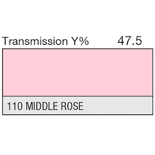 Lee 110 Middle Rose