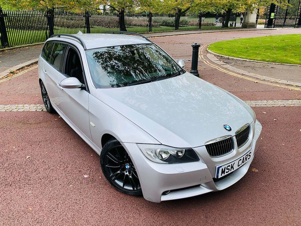 BMW 3 Series 2007 330i M Sport Touring