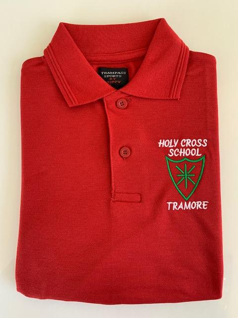 HC Crested Polo Shirt