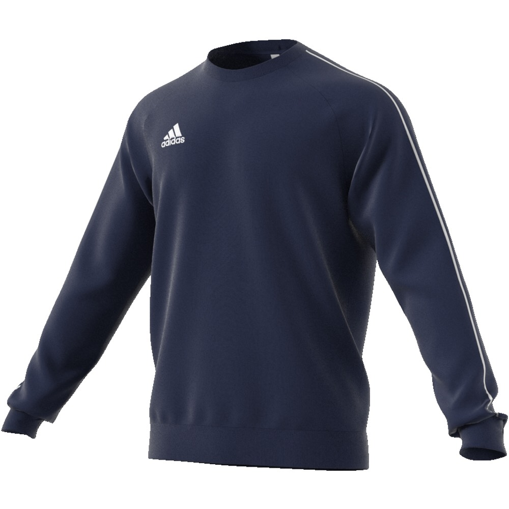 Adidas Core 18 Crew Top Navy-White