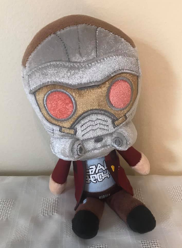 "Funko Star Lord 8"" Plush from Guardian of the Galaxy Vol 2"